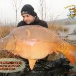 Carpe miroir 18kg Prise par Nicolas mars 2016logo