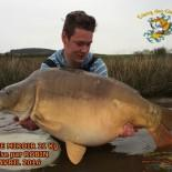 1 Carpe  21 kg Prise par  Robin  Avril 2016