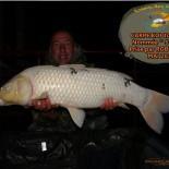 CarpeKoi Nomm+®e '' Sylvia'' 10,130 kg Prise par Robert -  Jan  Mai 2016